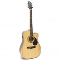 GREG BENNETT GD100SCE/N Электроакустическая гитара