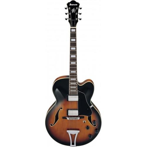 Ibanez AF75 BS полуакустическая гитара