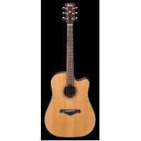 Ibanez AW65ECE-LG электроакустическая гитара