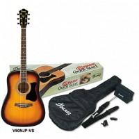 Ibanez V50NJP vs набор начинающего гитариста