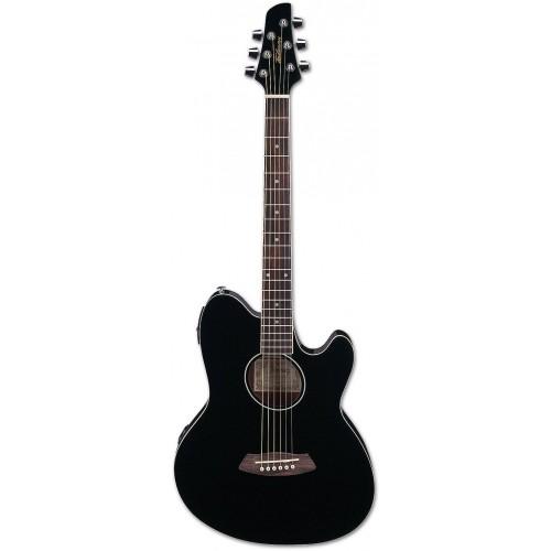 Ibanez TCY10E bk High Gloss электроакустическая гитара
