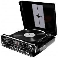 Ion Audio Mustang LP BK Виниловый проигрыватель