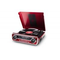 Ion Audio Mustang LP Red Виниловый проигрыватель