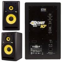 KRK RP103G3 Активный трехполосный студийный монитор