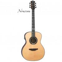 LUNA ART NOUVEAU Электроакустическая гитара