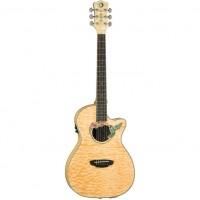 LUNA FAU HUM Электроакустическая гитара