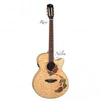 LUNA RSE NYL Электроклассическая гитара