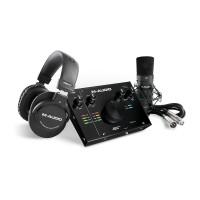 M-Audio AIR 192   4 Vocal Studio Pro интерфейс