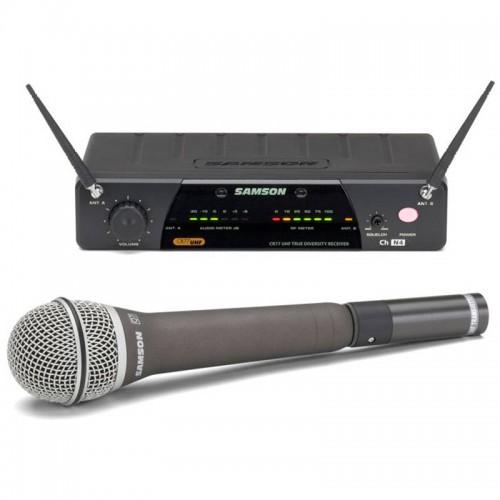 Samson AIRLINE 77 AX1+CR77 Series Q7 ch #E2 Микрофонная радиосистема