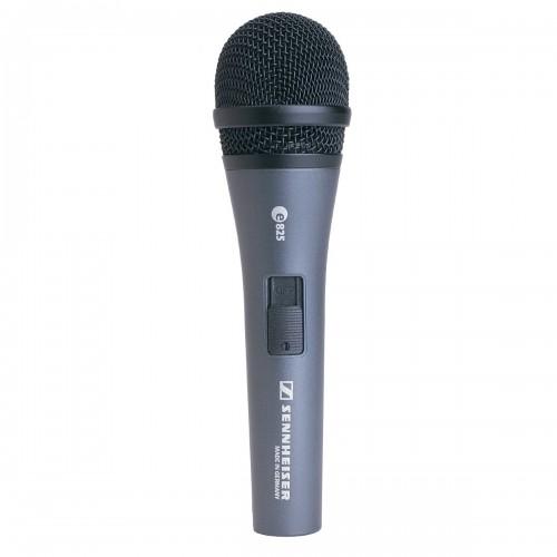 Sennheiser E825 S - Динамический вокальный микрофон