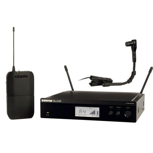 SHURE BLX14RE/B98 M17 Радиосистема профессионального класса