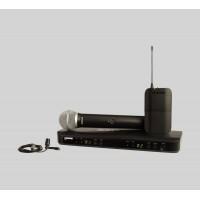 Shure BLX1288E/CVL M17 двухканальная радиосистема