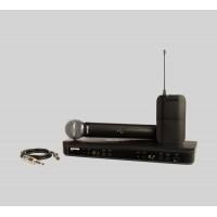 SHURE BLX1288E/SM58 M17 двухканальная радиосистема