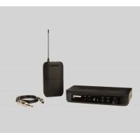 Shure BLX14RE M17 радиосистема с поясным передатчиком