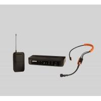 SHURE BLX14E/SM31 M17  двухканальная радиосистема