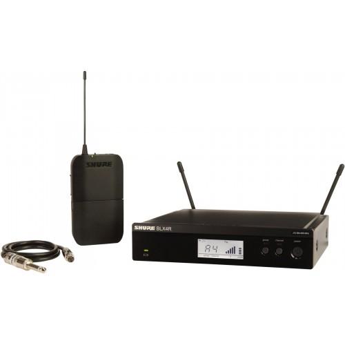 SHURE BLX14RE/CVL M17 Радиосистема профессионального класса