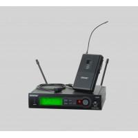 Shure SLX14/85 P4 радиосистема c нательным передатчиком