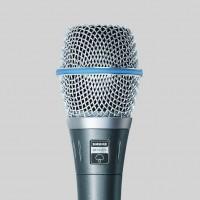SHURE BETA 87C вокальный микрофон