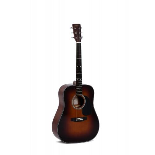 Sigma DM 1ST sb+ акустическая гитара