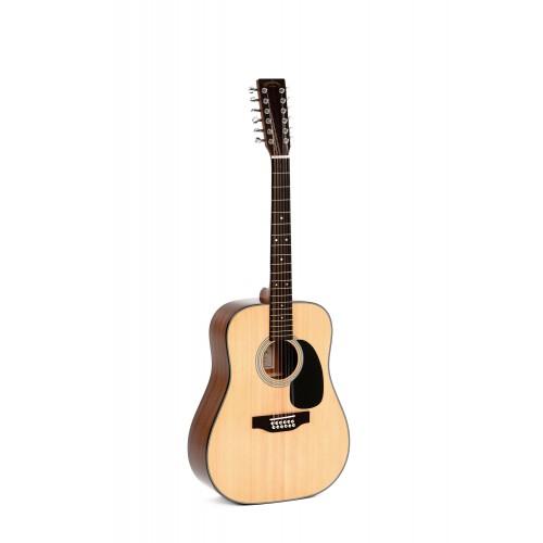 Sigma DM12 1ST+ акустическая гитара