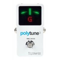 Tc Electronic PolyTune 3 педальный тюнер