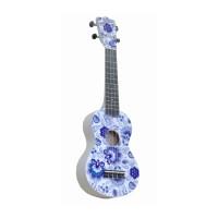 WIKI UK/RUS/GZHEL гитара укулеле сопрано
