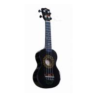 WIKI UK/HOHLOMA - гитара укулеле сопрано