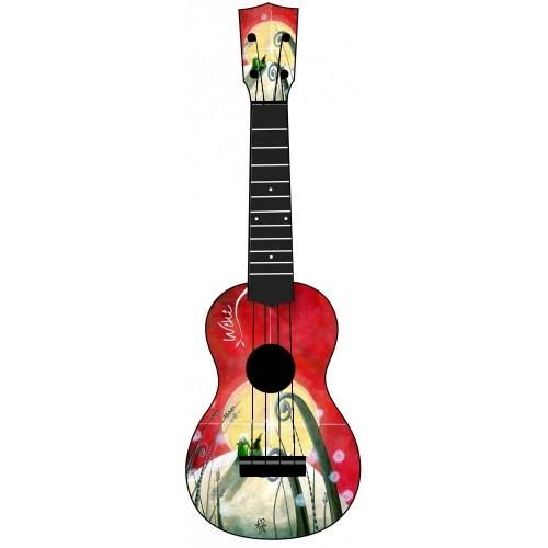 Wiki UK20/COLLINE - гитара укулеле сопрано