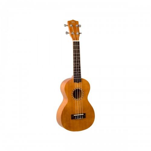 Wiki UK40S - гитара Укулеле, красное дерево