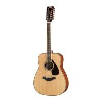 Yamaha FG820-12 N - акустическая гитара