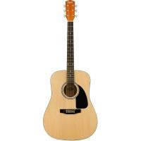 FENDER SQUIER SA-150 DREADNOUGHT NAT акустическая гитара