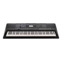 Yamaha PSR-EW410 - синтезатор с автоаккомпонентом