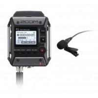 Zoom F1-LP полевой стерео аудиорекордер