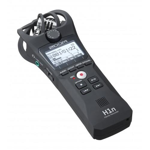 Zoom H1n Портативный ручной рекордер