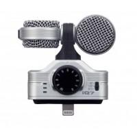 Zoom iQ7 iOS-совместимый стерео-микрофон