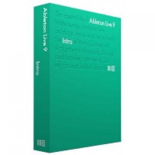 Ableton Live 9.5 Intro