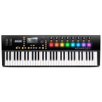 AKAI PRO ADVANCE 61 MIDI-клавиатура