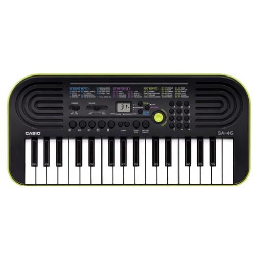 Casio SA-46 Детский синтезатор
