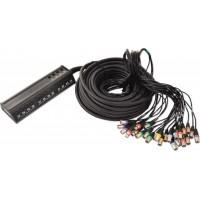 Cordial CYB 24-4 C мультикор (stagebox)