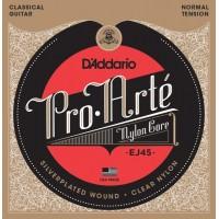 D'addario EJ-45 Струны для классической гитары