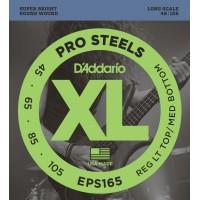 D'ADDARIO EPS165 Струны для 4-х струнной  бас гитары