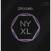 D'ADDARIO NYXL/1149 Струны для электрогитары