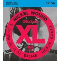 D'addario EXL-145 Струны для электрогитары