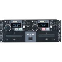 """Denon DN-D4500E2 Двухкарманный CD MP3 проигрыватель, 19"""""""