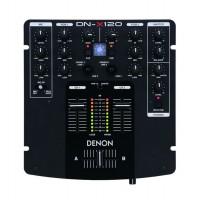 Denon DN-X120E2 2-канальный DJ-микшер