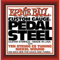ERNIE BALL 2501 Струны для 10-ти струнной электрогитары.