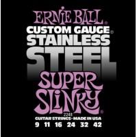ERNIE BALL 2248 Super Slinky струны для электрогитары