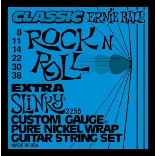 ERNIE BALL 2255 Extra Slinky Струны для электрогитары