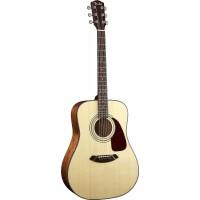 FENDER CD-140S DREADNOUGHT NATURAL Акустическая гитара