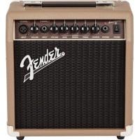 Fender acoustasonic 15 комбоусилитель